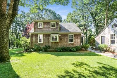 Duxbury MA Single Family Home New: $529,000