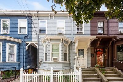 Cambridge MA Single Family Home New: $899,000