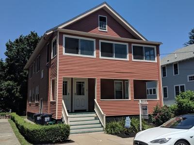 Cambridge Condo/Townhouse Under Agreement: 31 High St #31