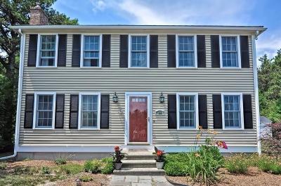 Plymouth MA Single Family Home New: $349,900