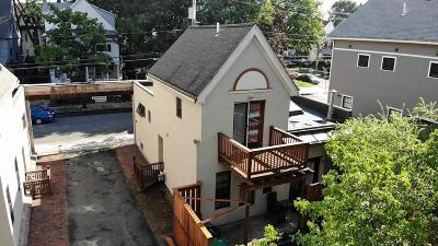 Somerville Condo/Townhouse For Sale: 66 Morrison Ave #66