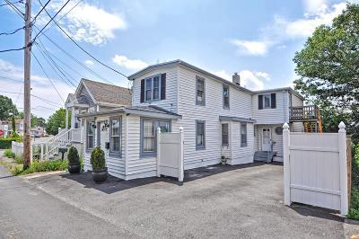 Revere Multi Family Home Contingent: 5-6 Bridge St.