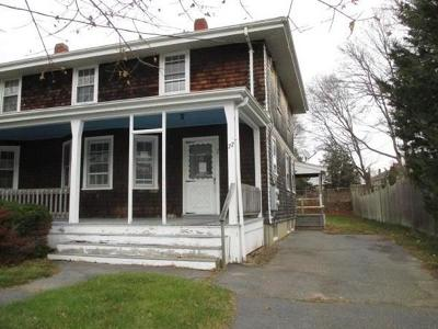 Plymouth Single Family Home Under Agreement: 77 Spooner Street