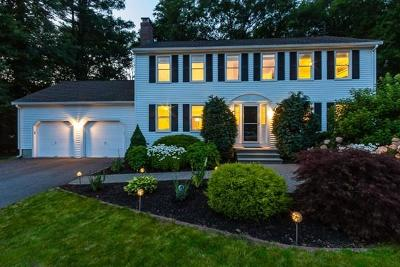 Medway Single Family Home Under Agreement: 25 Temple Street