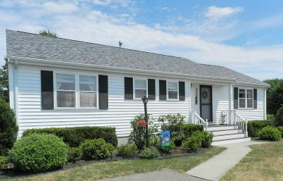 East Bridgewater Condo/Townhouse New: 176 Crystal Water Dr #176