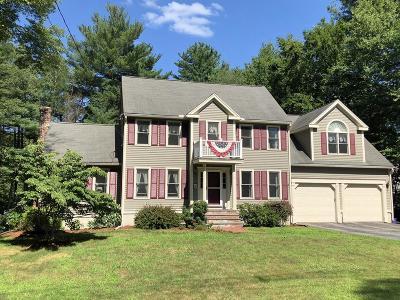 Ashland Single Family Home For Sale: 65 Oak St