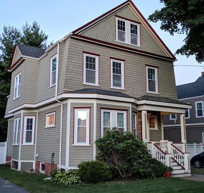 Stoneham Single Family Home For Sale: 32 Perkins St