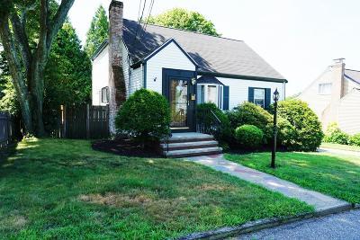 Braintree Single Family Home For Sale: 32 Merritt Ave