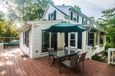 Hanson Single Family Home For Sale: 318 South Street