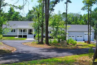 Westport Single Family Home For Sale: 837 Pine Hill