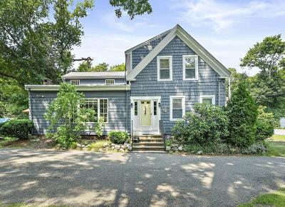 Bridgewater Single Family Home New: 337 High St