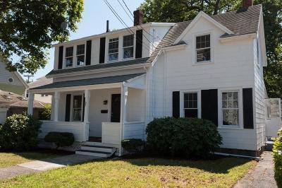 Milton Single Family Home New: 27 Oak Street