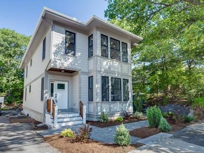 Boston Single Family Home New: 4981 Washington St