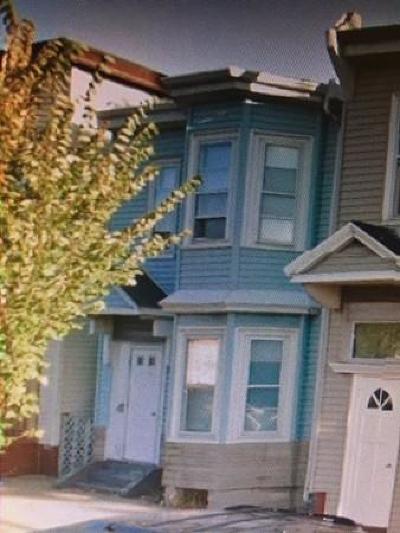 Boston Multi Family Home New: 449 Bennington St