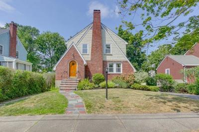 Newton Single Family Home New: 95 Oakdale Rd