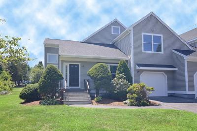 Norton MA Condo/Townhouse New: $435,900