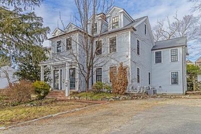 Cohasset MA Multi Family Home New: $2,349,000