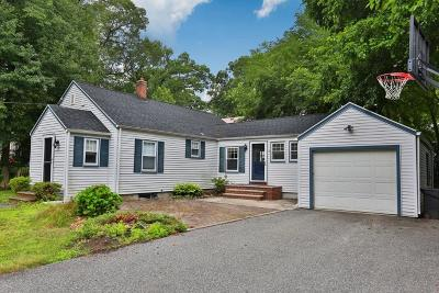 Lynnfield Single Family Home Sold: 4 Cedarwood Road