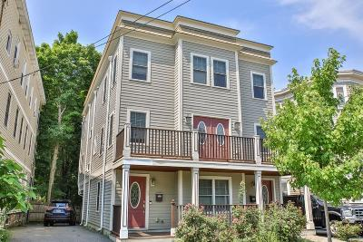 Boston Condo/Townhouse New: 75 Seymour St #B