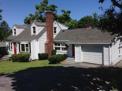 Waltham Single Family Home For Sale: 51 Tudor Street