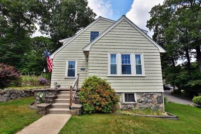 Lynnfield Single Family Home Sold: 10 Lakewood Road