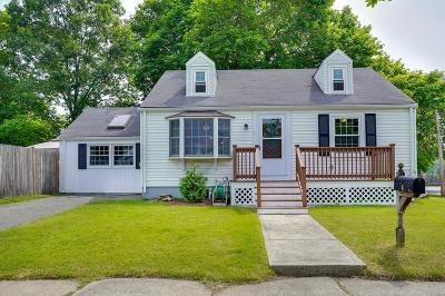 Saugus MA Single Family Home New: $409,000