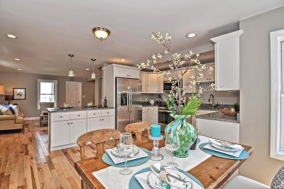 Gloucester Condo/Townhouse For Sale: 18 Myrtle Sq. #1