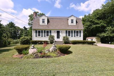 Franklin Single Family Home For Sale: 224 Pond Street
