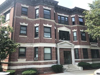 Boston Condo/Townhouse New: 1706 Commonwealth Ave #14