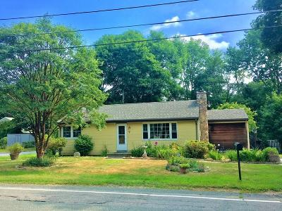 West Bridgewater Single Family Home New: 267 Spring St