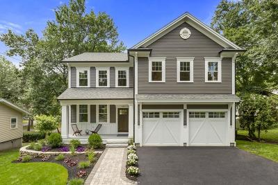 Arlington MA Single Family Home New: $1,499,900