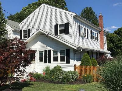 Waltham Single Family Home New: 95 Marlborough Road