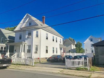 Multi Family Home New: 55-57 Dorchester St