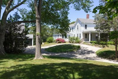 Falmouth Multi Family Home Under Agreement: 341 Woods Hole Rd