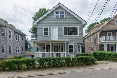 Multi Family Home Sold: 620 South St.