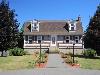 Stoughton Single Family Home Under Agreement: 20 Bisbee Rd