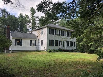 Kingston Single Family Home For Sale: 73 Higgins Road