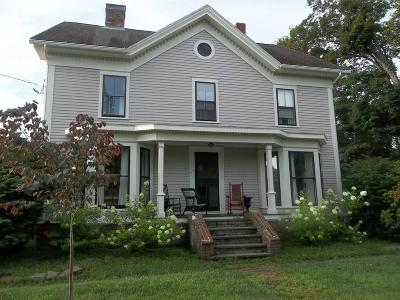 West Brookfield Single Family Home For Sale: 37 E Main St