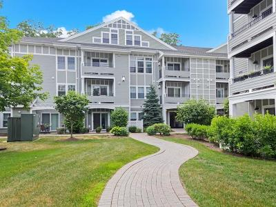 Condo/Townhouse Under Agreement: 1100 Vfw Pkwy #205