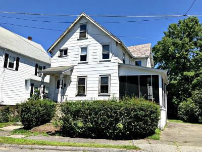 Melrose Single Family Home Under Agreement: 59 Sanford St