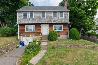 Braintree Single Family Home For Sale: 100 Audubon Ave