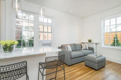 Boston Condo/Townhouse New: 41 Revere Street #8