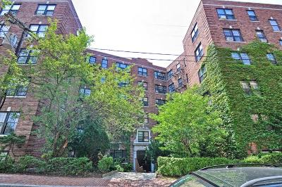 Cambridge Condo/Townhouse Under Agreement: 50 Follen St #516