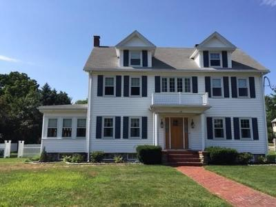 Woburn Single Family Home Under Agreement: 28 Eaton Ave