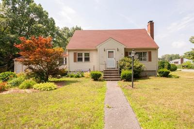Wakefield Single Family Home Under Agreement: 371 Water Street