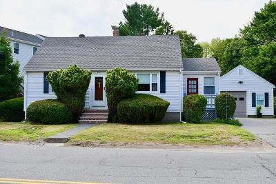 Lowell Single Family Home New: 919 Varnum Ave