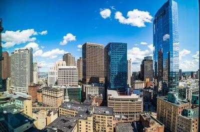 Boston Condo/Townhouse New: 45 Province St #2202