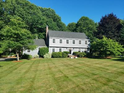 Hopkinton Single Family Home For Sale: 12 Valleywood Rd