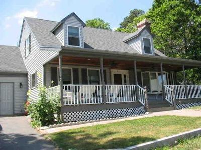 Wareham Rental For Rent: 15 Cleveland Ave (Winter Rental)
