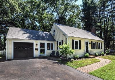 Hingham Single Family Home Under Agreement: 16 Independence Lane